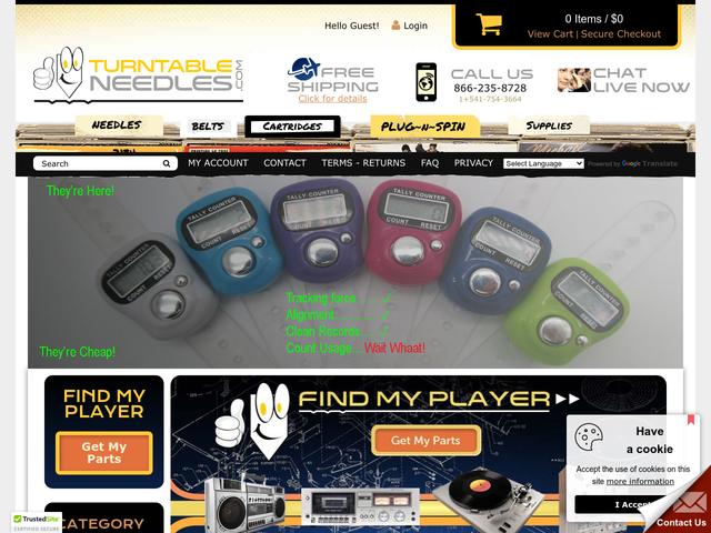 turntableneedles.com