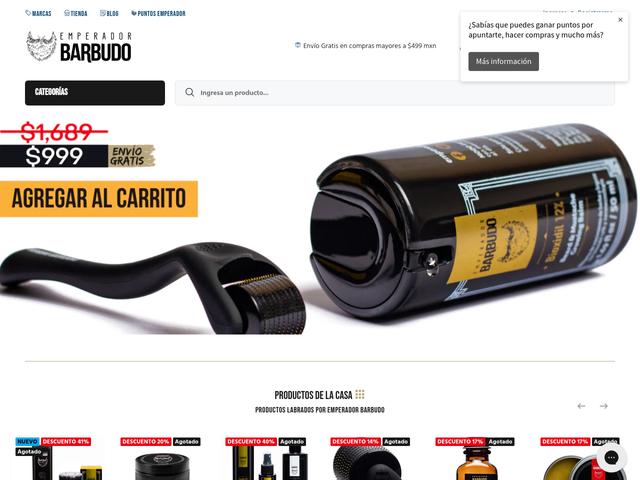 emperadorbarbudo.com