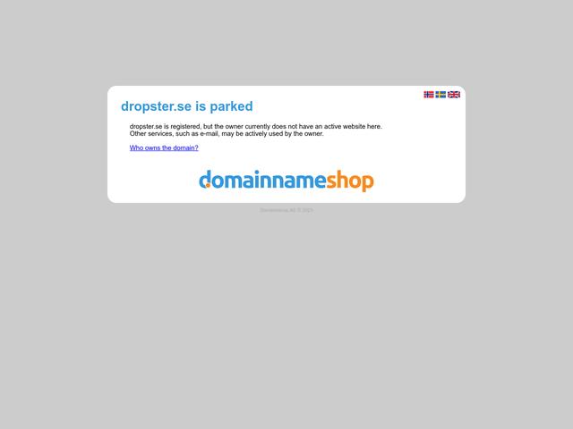 dropster.se