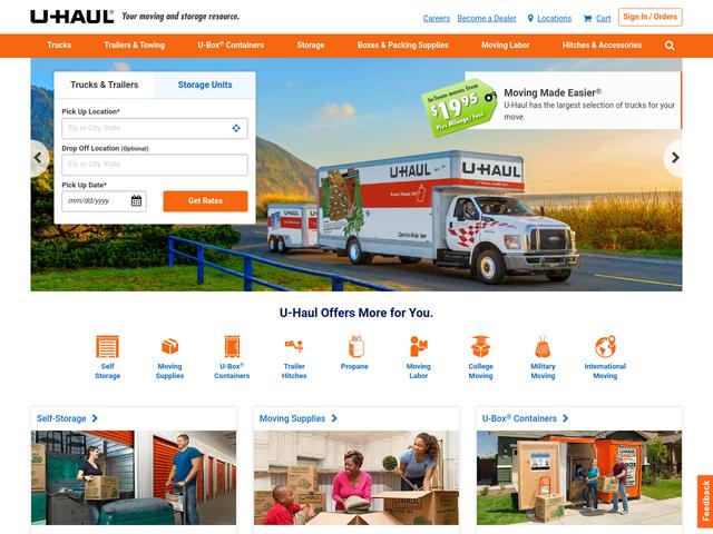 uhaul.com