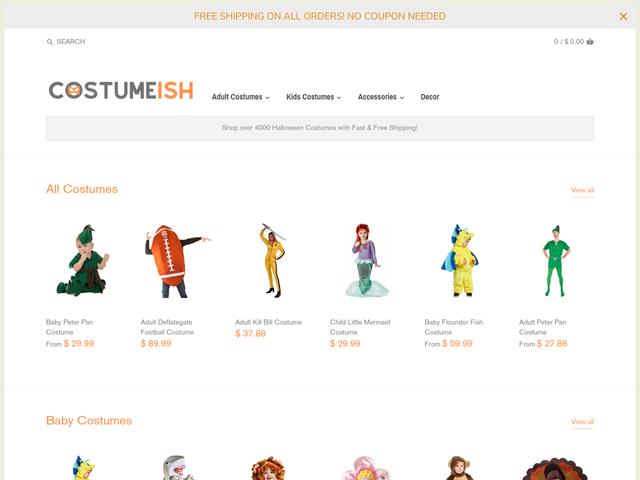 costumeish.com