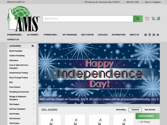 ams-samplers.com