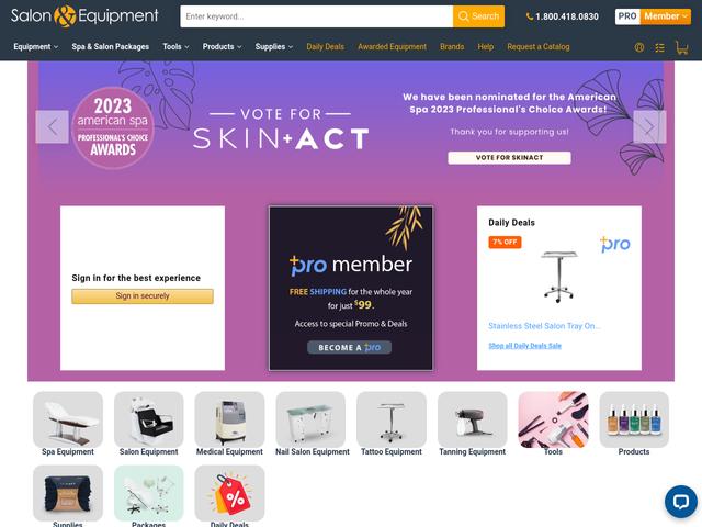 spaandequipment.com