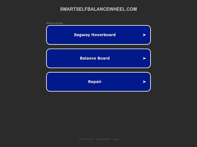 smartselfbalancewheel.com