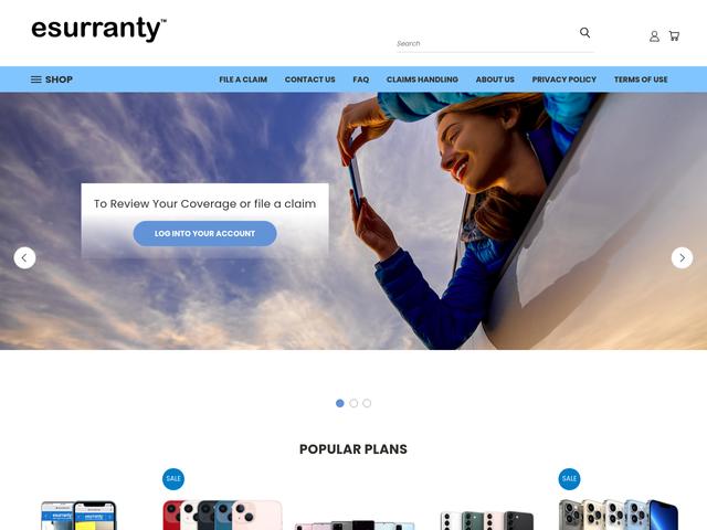 esurranty.com