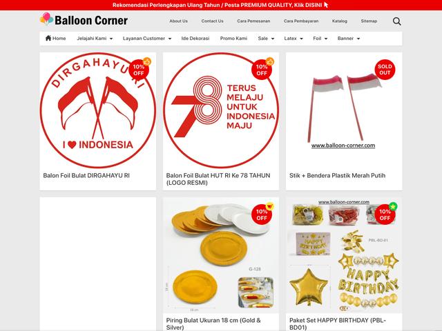 balloon-corner.com