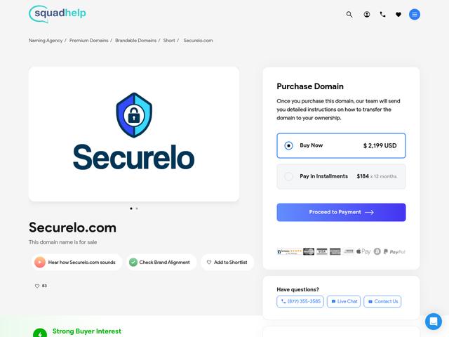securelo.com