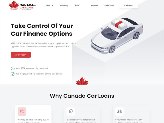 canadacarloans.com
