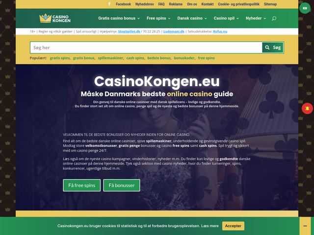 casinokongen.eu