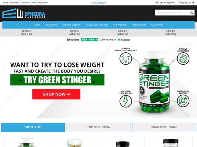 ephedrawarehouse.com