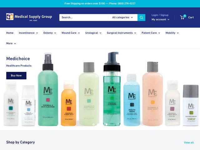 medicalsupplygroup.com